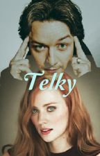 Telky (Charles Xavier Love Story) by artificial_avian