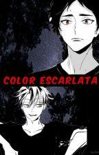 Color Escarlata. by EstefiLopez6