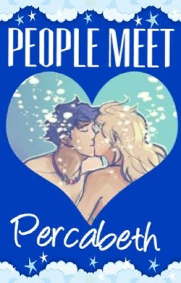 People Meet Percabeth
