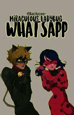 Miraculous Ladybug Whatsapp by -Blackoxe-