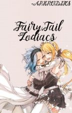 Fairy Tail Zodiacs by -astriials