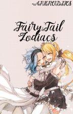 Fairy Tail Zodiacs by -APHRODITCS