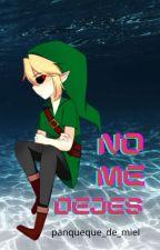 """""""No me dejes"""" (Ben Drowned y tu) by panqueque_de_miel"""