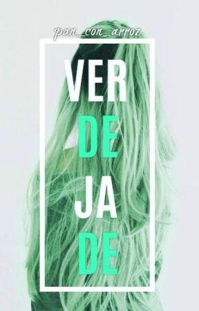 Verde Jade. by Pan_Con_Arroz