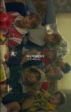 numbers ; bts chatroom by lambskwer