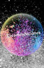 Recomendaciones De Libros by Agochina25