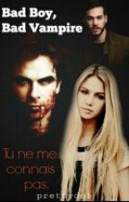 Bad Boy, Bad Vampire | IS [Pause Jusqu'à Fin Août] by prettydob