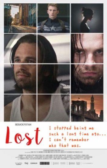 Lost ✖️ Bucky Barnes