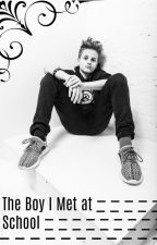 The Boy I Met At School // Mark Thomas Fan Fiction by nicolleta101