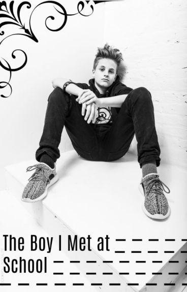 The Boy I Met At School // Mark Thomas Fan Fiction
