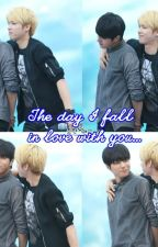 The day I fall in love with you.. by Namgel_ifnt