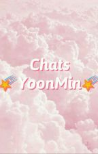 Chat YoonMin by CuliaBelica