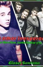 """un amor inesperado "" - one direction, justin bieber y tu. by gissel_rude"