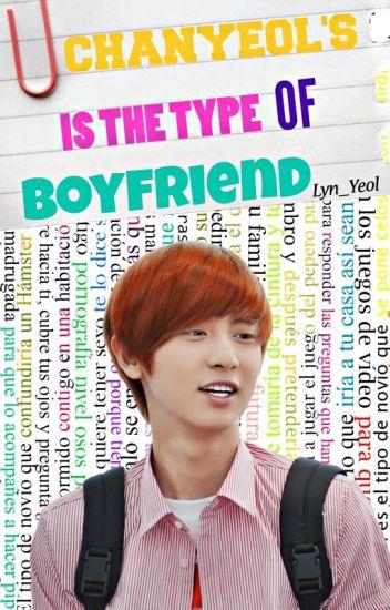 Chanyeol's is the type of boyfriend