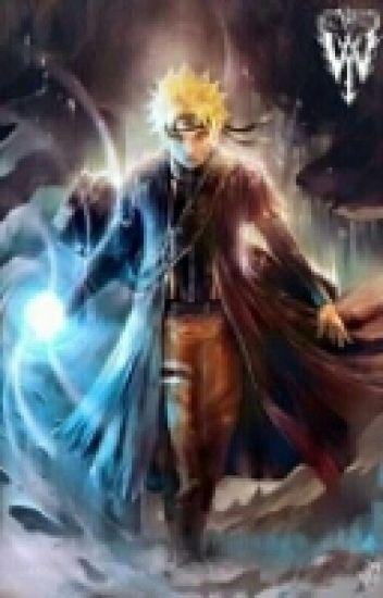 Naruto Uzumaki : El Nieto De Madara Uchiha.
