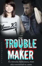 Troublemaker |payne| by qreensoul