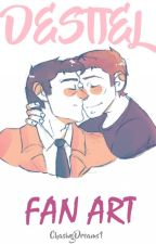 Destiel Fan Art [Everywhere] by ChasingDreams1