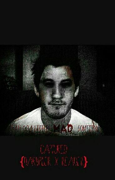Captured {Darkiplier X Reader}