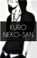 Kuro Neko-san  by Kiss-sama