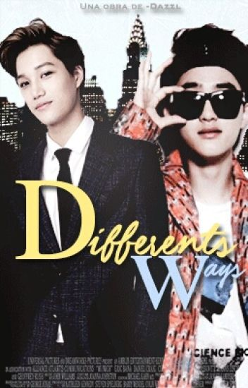 Differents ways. [KaiSoo]