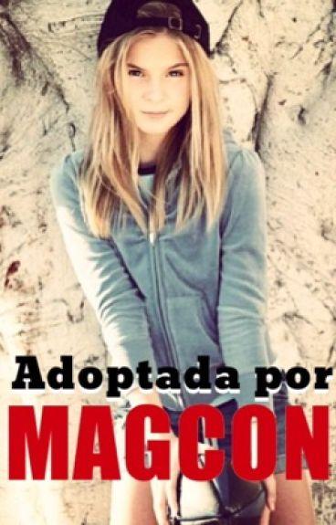 Adoptada por Magcon ☁️