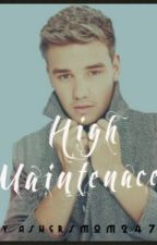 High Maintenance  (Liam Payne AU) by AshersMom247