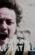 Running up that hill [Charles Xavier] by mrveldc