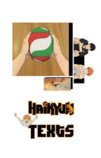 Haikyuu Texts (editing) by mansae-yeah