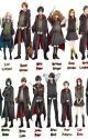 OS Harry Potter by rilou240