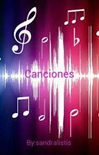 Canciones by sandralistis