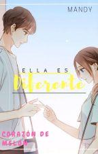 """CDM:""""Es Diferente ....""""(Castiel X Sucrette) by melu4lula"""
