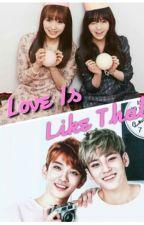 Love Is Like That [Seventeen-Lovelyz]  by AraKim91