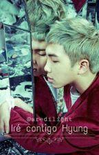 Iré contigo...Hyung (Namkook) by MayraMin