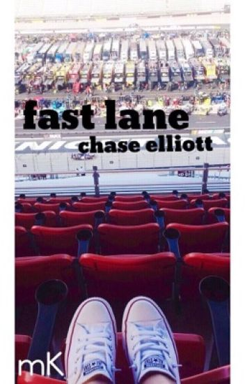 cold coffee // Chase Elliott