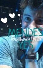 Mendes Yes. by willyouletitdie