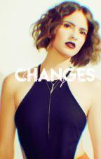 Changes ≫ Simon Lewis by Adlinaxrenee