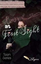 Love At First Sight by Adellya_Rahayu
