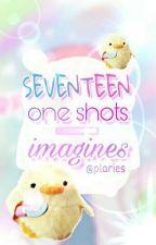 ⊙》SEVENTEEN Imagines || Oneshots by Plaries