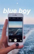 blue boy by pardunme