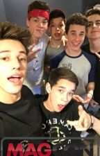Old/new magcon cute/sad/smut by Living-life-Fangirl