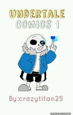 Undertale Comics 1 by missyfranklin307