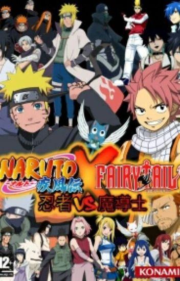[Naruto & Fairy Tail fanfiction]Không gian lộ