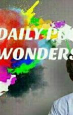 My Daily Poetic Wonders by KingPoetic