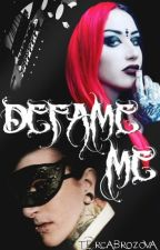 Defame Me » Chris Motionless by TercaBrozova