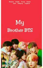 MY BROTHER BTS by parkzymin