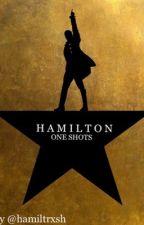 Hamilton OneShots  by hamiltrxsh