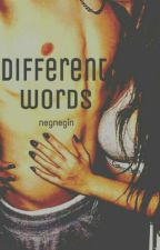 different words by negnegin