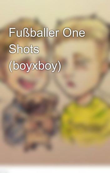 Fußballer One Shots (boyxboy)