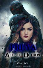 Freya: Age of Ultron by CharLiix3