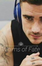 Whims of fate -A. Griezmann. #Wattys2016 by itsxemejota